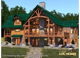 log home floor plan log homes and log home floor plans cabins by golden eagle log and
