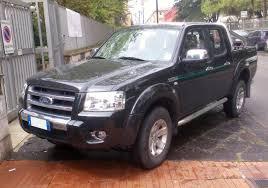 Ford Ranger Truck Models - file ford ranger tdci euro jpg wikimedia commons