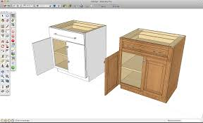 Sketchup Kitchen Design Kraftmaid Posts Over 1000 Cabinets To The Google 3d Warehouse