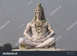 God Statue by Hindu God Statue Lord Shiva Sculpture Stock Photo 414563122