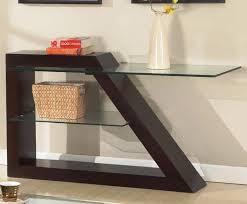 Curved Sofa Tables Glass Sofa Tables Modern The Modern Sofa Table To Go