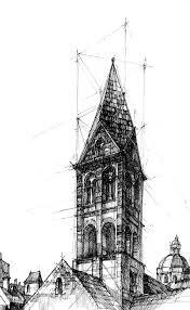 ink drawings gallery 2014 on behance