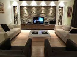 perfect tv wall decoration for living room and best 25 tv unit