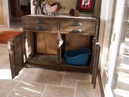 do it yourself home projects printer u0027s console or sneaky litterbox cabinet do it yourself