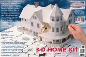 3d home kit by design works design works 3 d home kit construct a paper model of your home 1 4