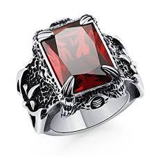 men big rings images Cherryn dark blue big stone ring for stainless steel jpg