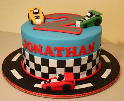 cars birthday cake cakes and other delights and racing happy 2nd birthday