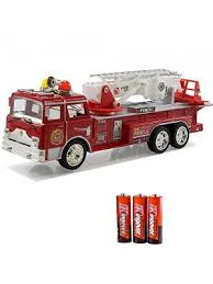 go lights for trucks toysery fire engine truck kids toyl kids toy with extending ladder