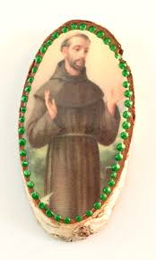catholic gifts and more fridge magnet francis of assisi ornaments small religious
