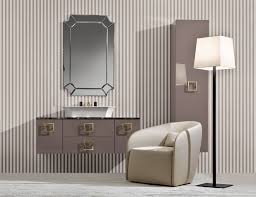 Designer Bathroom Furniture by Contemporary Bathroom Vanity Chairs And Stools Of Daphne D13