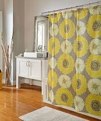 Sunflower Yellow Curtains Sunflower Bathroom Shower Curtain College