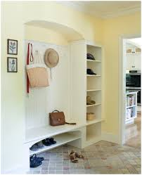 Entryway Bench And Storage Shelf With Hooks Hall Mirror With Shelf And Hooks St Croix Hall Chest Hall Table
