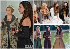 reign tv show hair styles sparks and sequins how to cw tv reign signature hair royal