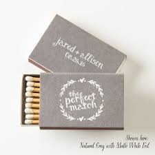 wedding matchbooks best 25 wedding matches ideas on gatsby wedding