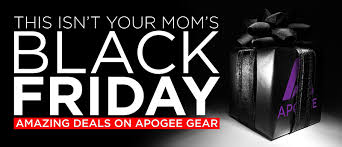 audiophile black friday deals black friday sale apogee electronics