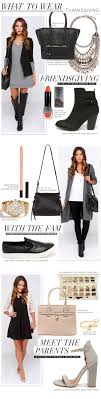 what to wear thanksgiving dinner lulus fashion