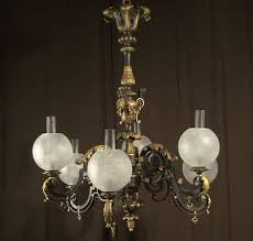 Gas Chandelier The History Of The Chandelier Lightsonline
