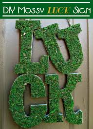St Patrick S Day Home Decorations St Patrick U0027s Day Roundup A And A Glue Gun