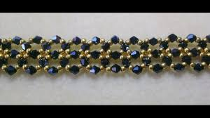 youtube bead bracelet images Jet night bracelet jpg