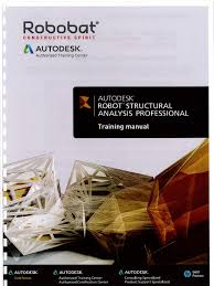 autodesk robot structural analysis training manual pdf
