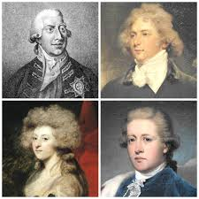 regency history hair powder and pomatum