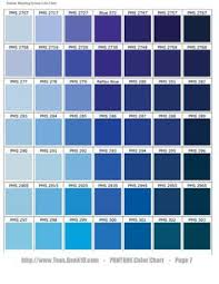color charts i have made these and encouraged my students to do