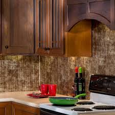 18 in x 24 in traditional 1 pvc decorative backsplash panel in
