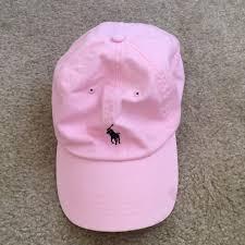 light pink polo baseball cap 75 off polo by ralph lauren accessories pale light pink polo ralp