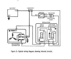 delco alternator wiring diagram external regulator within farmall