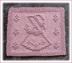 knitting patterns galore garden dishcloth