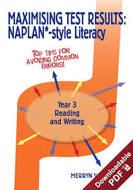 pdf maximising test results naplan style literacy year 3