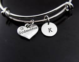 goddaughter charm bracelet goddaughter bangle bracelet goddaughter gifts goddaughter