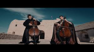 2cellos game of thrones official video youtube
