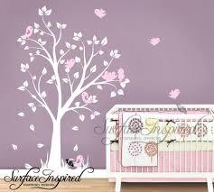 Etsy Nursery Decor Etsy Nursery Wall Decals Baby Nursery Decor Pink White Wall Decals