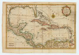 Map Gulf Of Mexico by Map Of The Gulf Of Mexico The Islands And Countries Adjacent