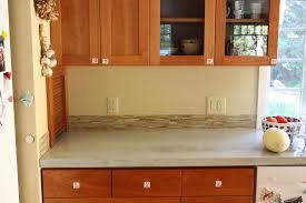 Kitchen Backsplash Cherry Cabinets Traditional L Shaped Kitchen Design With Oak Cabinetry And Island