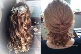 Frisuren Lange Haare Halb Hochgesteckt by Hochzeitsfrisuren Tipps Für Die Perfekte Brautfrisur