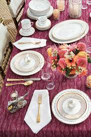 bunny williams dining holiday collections how to decorate bunny wiliams ikat tablecloth for ballard designs