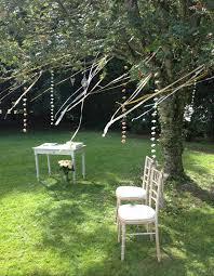 a wedding ceremony full of symbolism