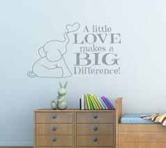 elephant wall decals for nursery amanda designer elephant wall decals for nursery little love
