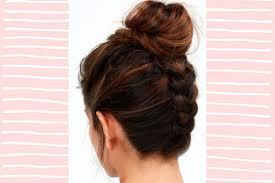 weave two duky braid hairstyle 6 crown braid hairstyles bebeautiful