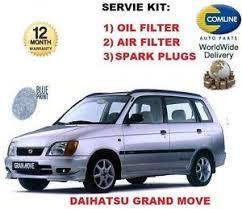 Daihatsu Mpv For Daihatsu Grand Move 1 6 Mpv Air 2 Filter Spark Plugs