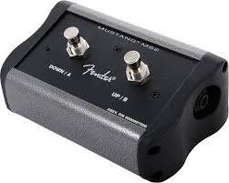 fender footswitch 2 button mustang thomann