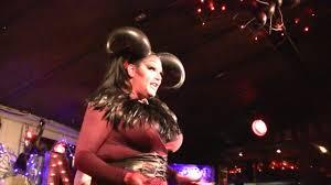 queen of halloween 2016 allysin chaynes youtube