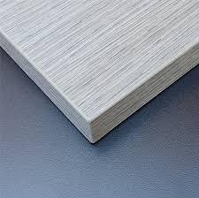 mensole rovere grigio mensola a muro in legno laminato rovere grigio