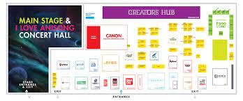 exhibitors anime festival asia singapore 2016