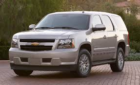 2008 chevrolet tahoe hybrid am i driving a hybrid car and