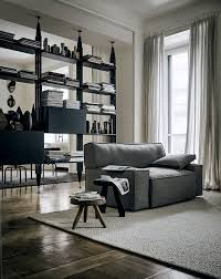 Living Room Divider Ideas 10 Examples Of Multi Functional Room Dividers Contemporist