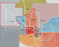 Phoenix Metro Map by Phoenix U0027s Northwest Submarket Poised Be The Next Industrial