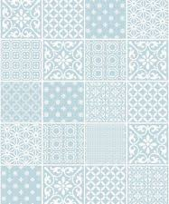 Duck Egg Blue Bathroom Tiles 3x Ceramica Duck Egg Blue White Tile Effect Kitchen Bathroom